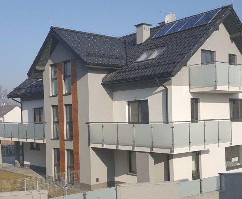 Bruk Bud - budownictwo mieszkalne